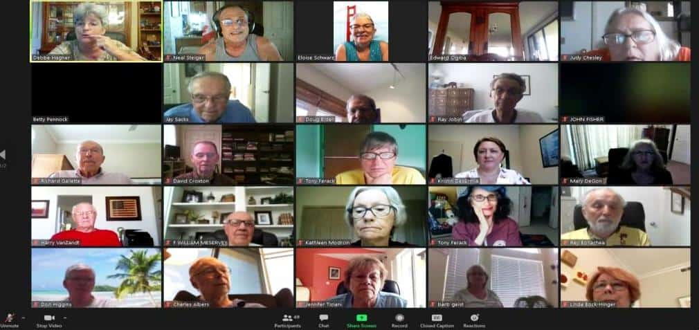 HLAA Florida Empowers Chapters to Hold Online Zoom Meetings