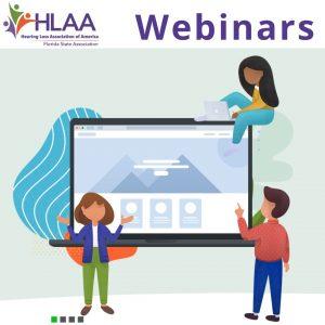 HLAA Florida State Association Webinars